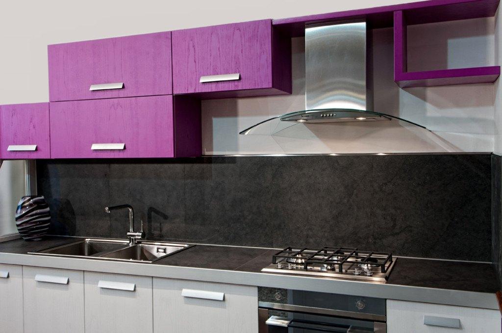 Cucine moderne su misura roma falegnamerie design - Design cucine moderne ...