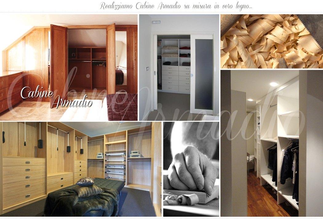 Cabine armadio roma come sfruttare gli spazi con intelligenza - Cabine armadio design ...