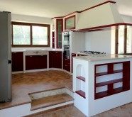 cucine in muratura roma