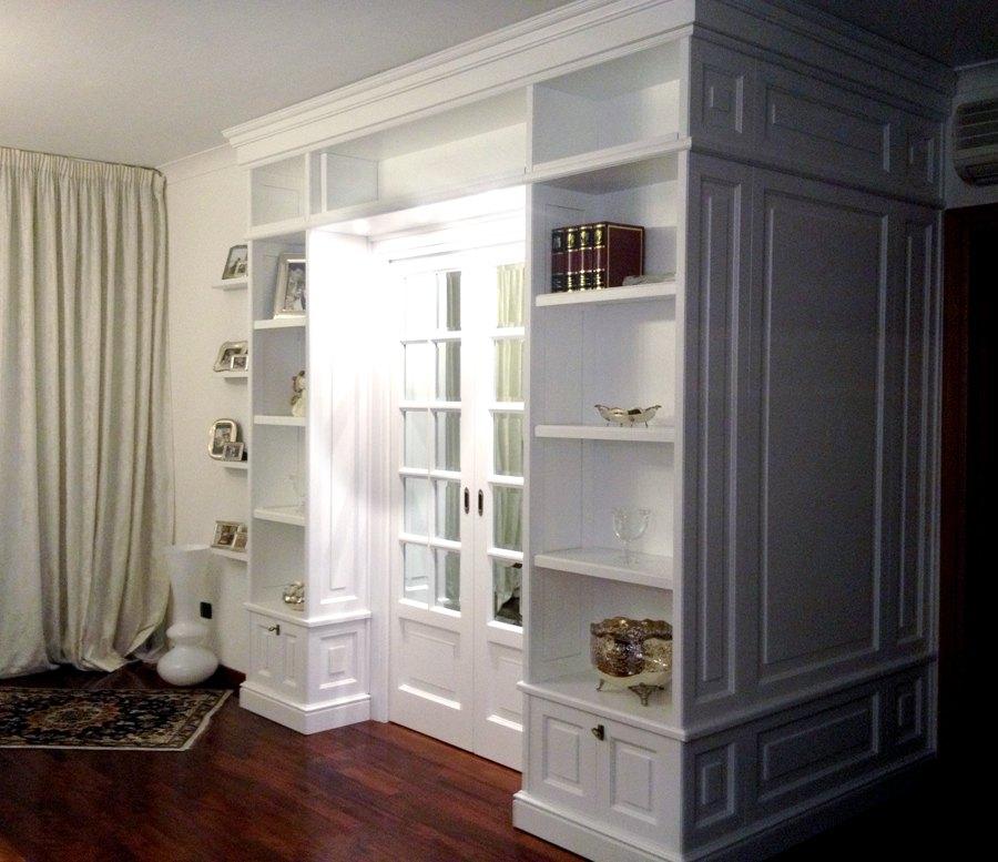 Foto librerie su misura falegnamerie design - Librerie mobili prezzi ...