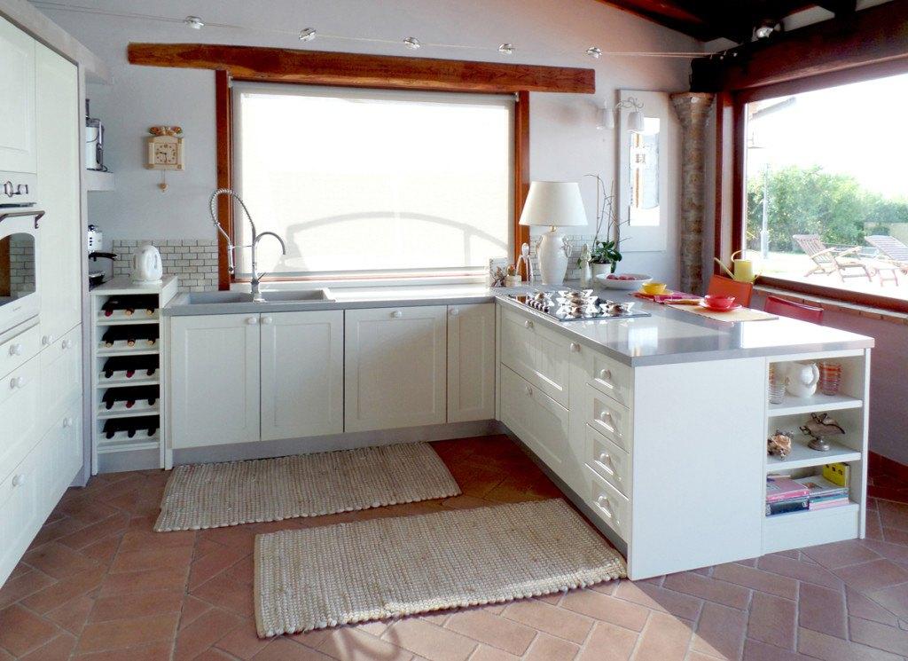 Cucine moderne su misura roma falegnamerie design - Cucine legno moderne ...