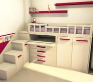 camere per ragazzi roma