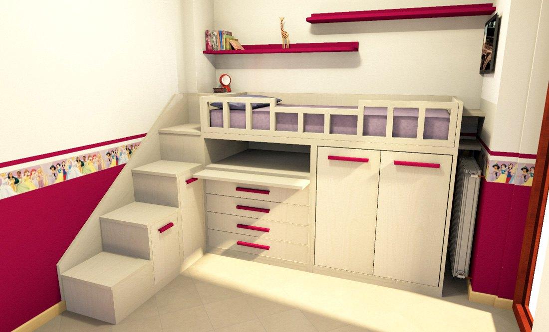 Stanze per ragazze ikea camerette per ragazze con camere for Man arreda ragazzi roma