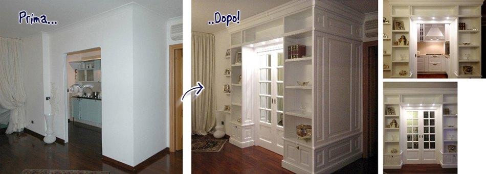 96 mobili soggiorno su misura villetta moderna arredata for Riproduzioni mobili design