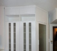 armadi librerie divisorie in legno su misura