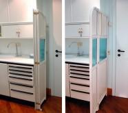 pareti divisorie bagno