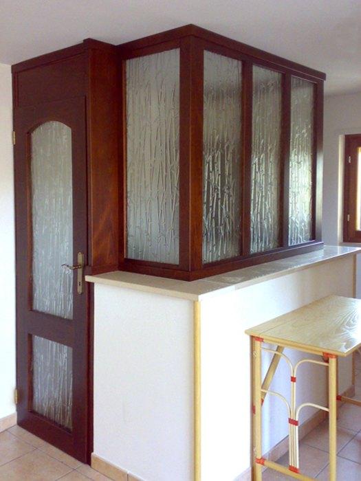 Excellent pareti divisorie scorrevoli in plexiglass porte a vetro in with parete divisoria - Parete divisoria cucina soggiorno ...