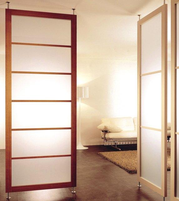 Pareti divisorie roma in legno su misura per i vostri spazi - Parete divisoria in legno per interni ...