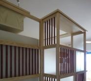 pareti divisorie salotto open space