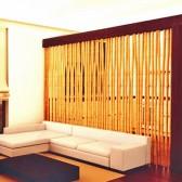 pareti divisorie canne bambu