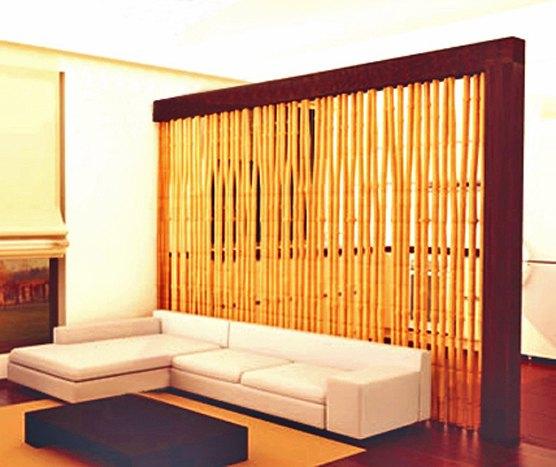 Pareti divisorie roma in legno su misura per i vostri spazi - Mobili separatori ...
