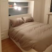 armadio a ponte camera da letto