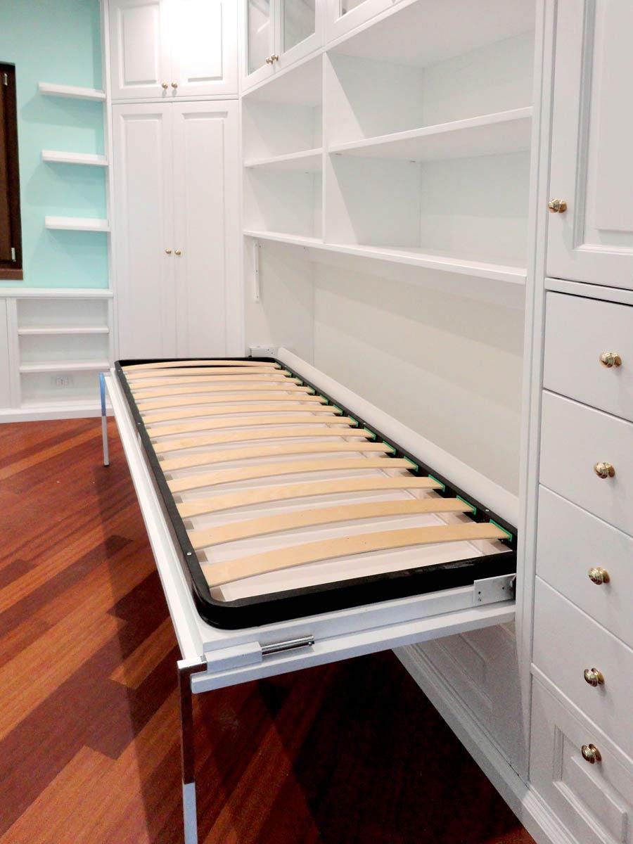 Camere da letto roma tutto in vero legno su misura - Reti letto su misura ...