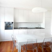 cucina in legno moderna roma