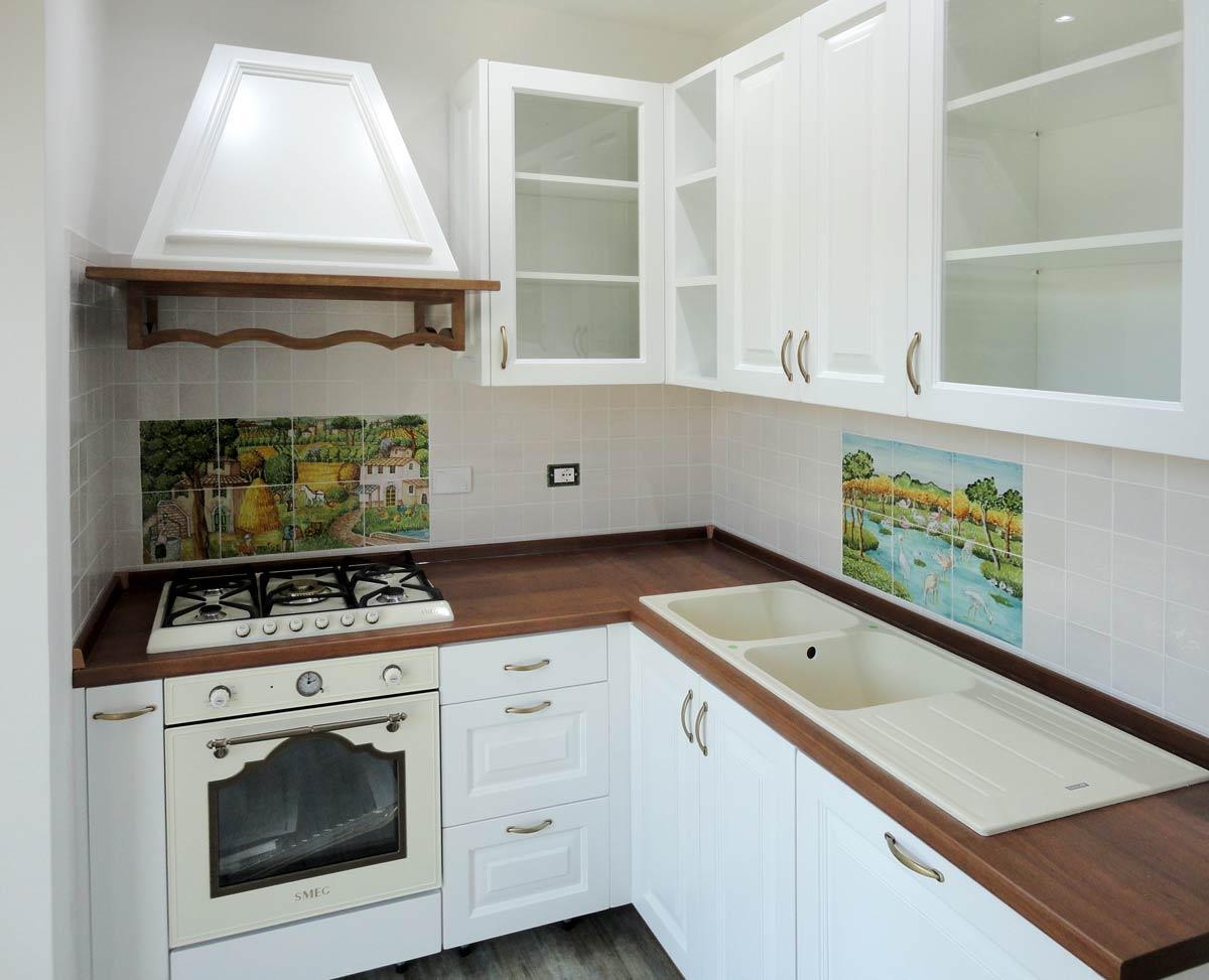 Cucine moderne roma in legno su misura - Cucine su misura roma ...