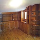 librerie in vero legno
