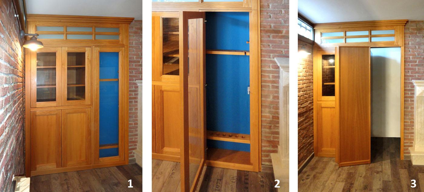 Foto librerie divisorie in legno su misura for Librerie usato milano