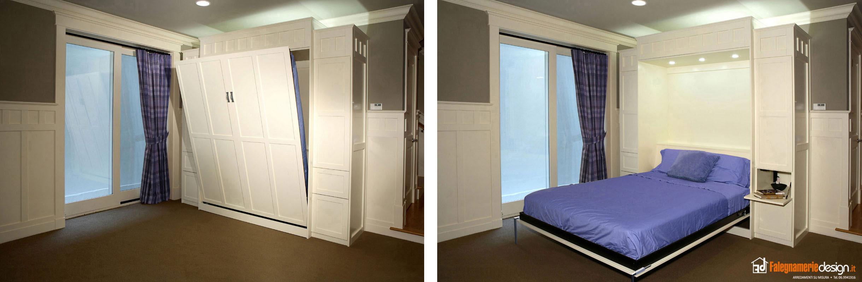 Letti a scomparsa armadio letto arredamenti e mobili su - Armadio a letto ...