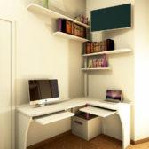 scrivania angolare legno 2