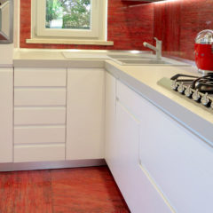 8a ante in legno cucina