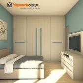 Camera su misura – Progetto 4