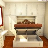Camera su misura – Progetto 6