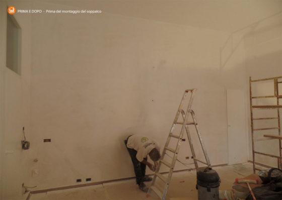 1 - Durante i lavori di muratura
