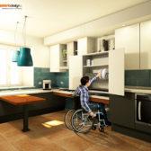 cucine per disabili