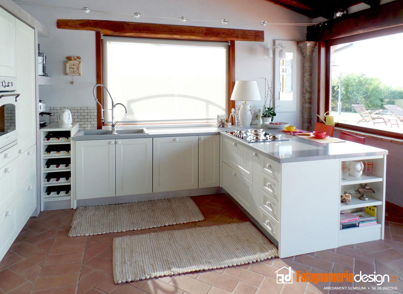 Cucina In Muratura Senza Pensili. Best Modello Di Cucina Senza ...