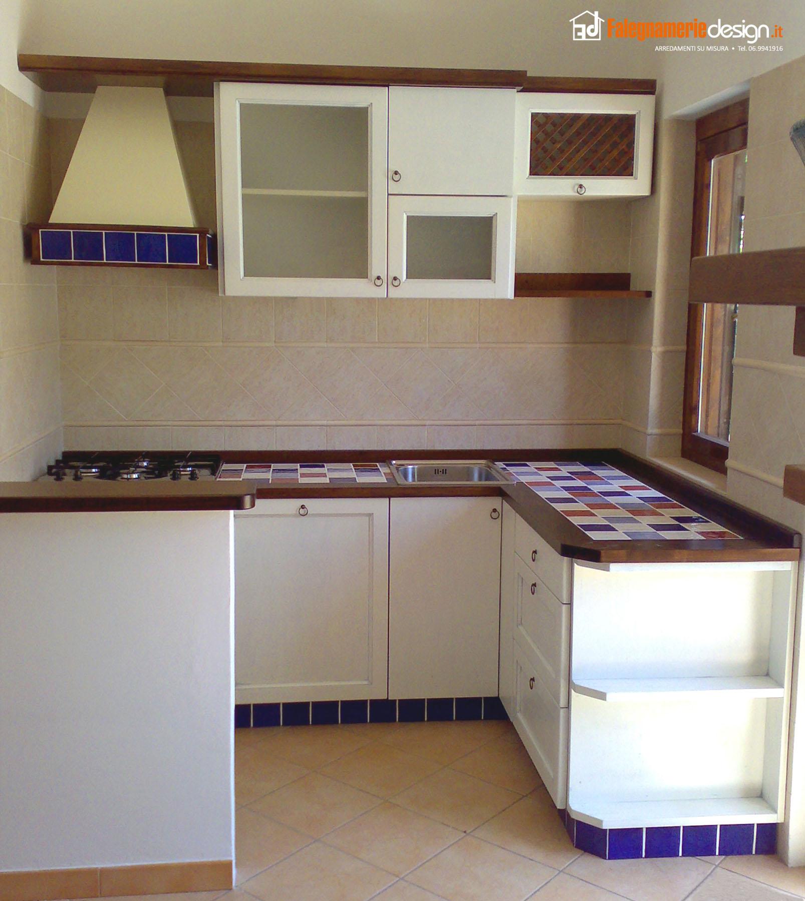 cucine su misura piccole