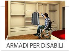 Cucine per disabili: il su misura Perfetto | Falegnamerie Design