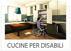 Cucine per disabili: il su misura Perfetto   Falegnamerie Design