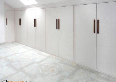 armadio per mansarde 149