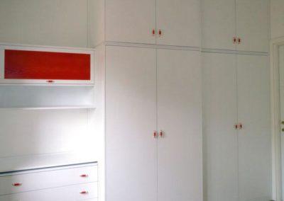 armadio per mansarde 166