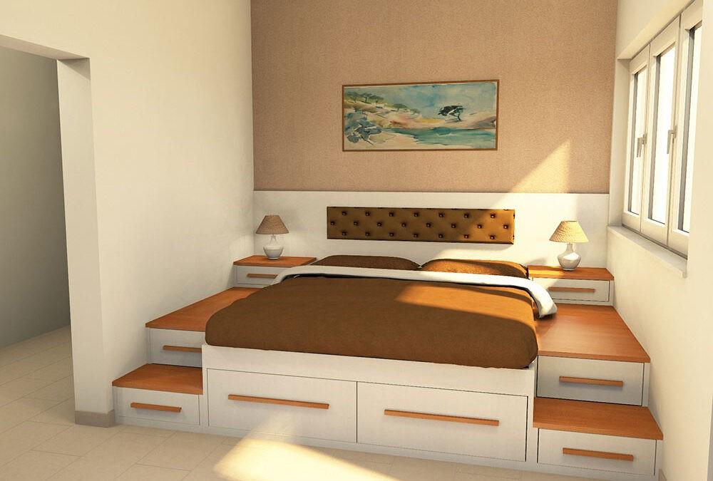 Dormire in un letto su misura: comfort e design per rigenerarsi