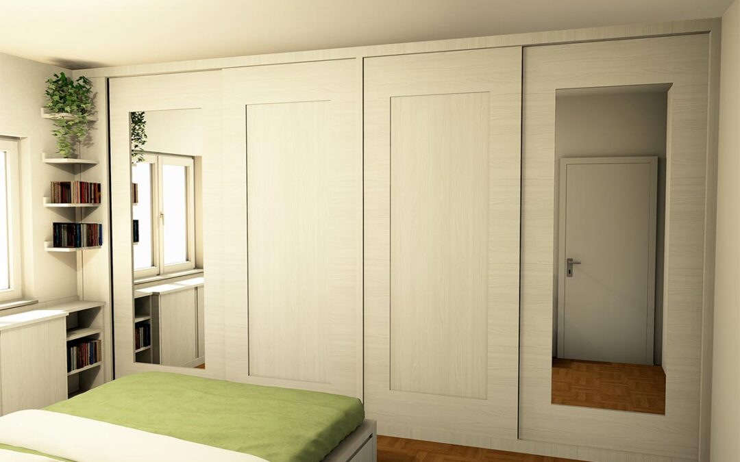 L'armadio su misura perfetto: le 4 regole di Falegnamerie Design