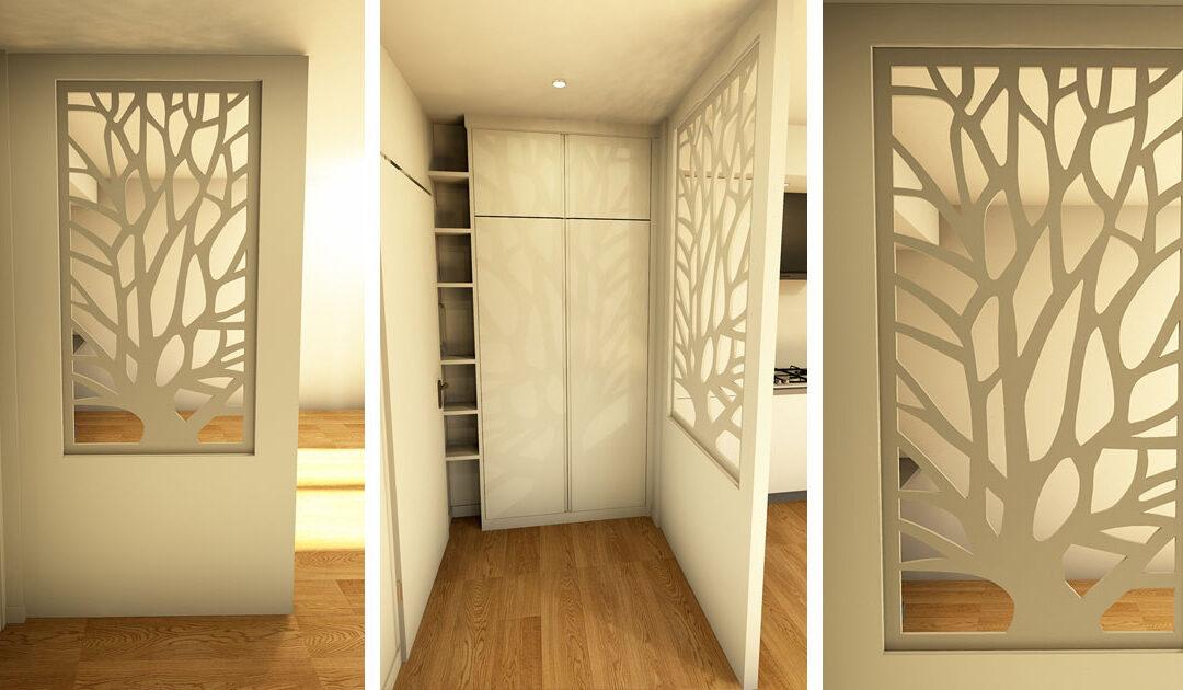 Divisori in legno per interni: tra ottimizzazione e praticità